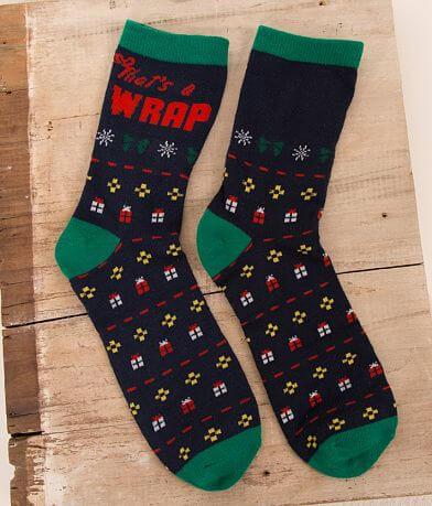 That's A Wrap Socks
