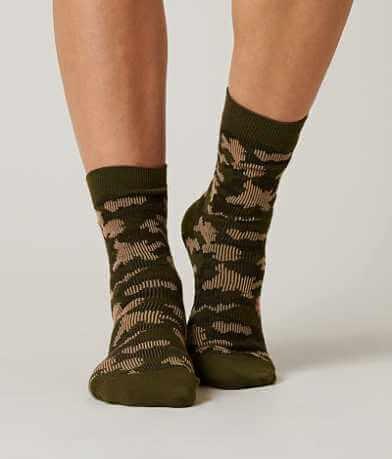 Daytrip Camo Socks
