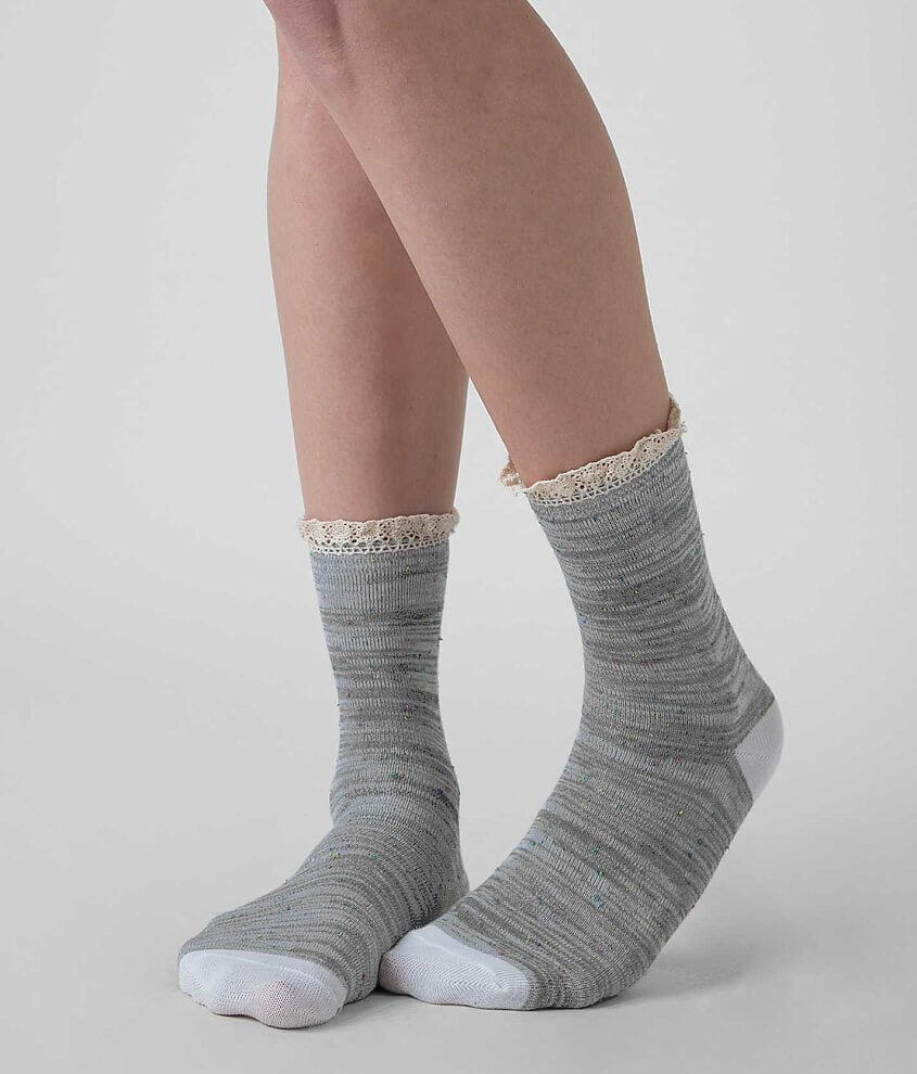 Nubby Socks front view