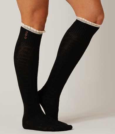 Daytrip Ruffle Socks
