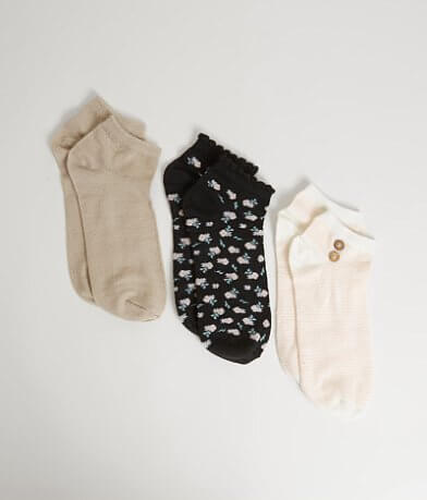 Daytrip 3 Pack Socks