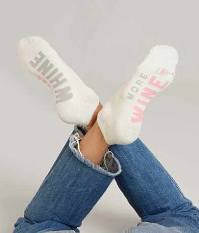 Capelli of New York 2 Pack Sweatshirt Socks