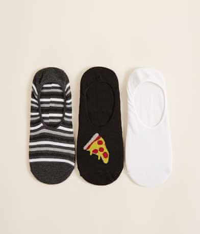 Capelli of New York Slice Slice Baby 3 Pack Socks