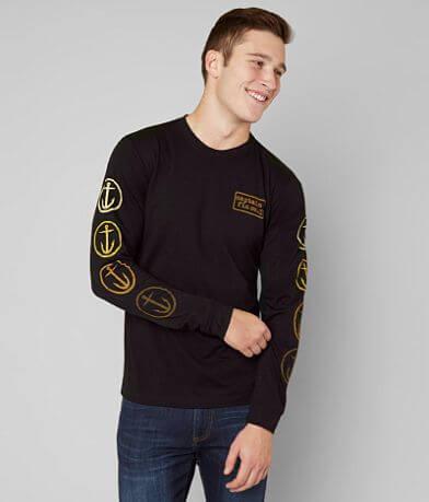 Captain Fin Anchor T-Shirt