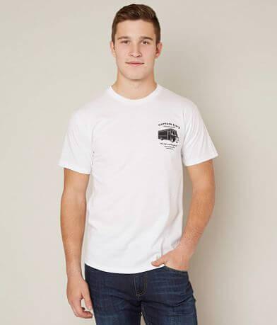 Captain Fin Roach Coach T-Shirt