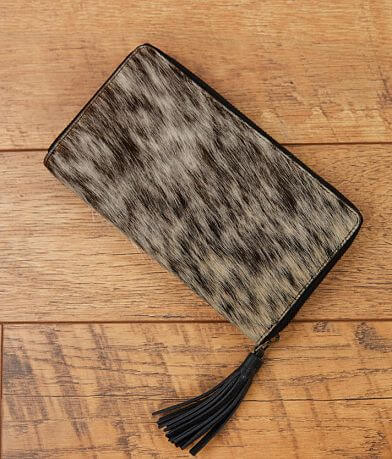 STS Cowhide Leather Wallet