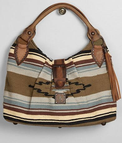 STS Serape Messenger Tote
