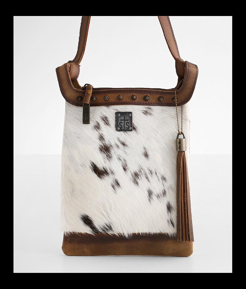 STS Classic Cowhide Leather Crossbody Purse - Women s Accessories in ... afb918d6d454d