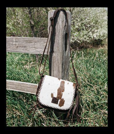 STS Selahs Leather Crossbody Purse