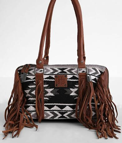 STS Cholula Leather Satchel Purse