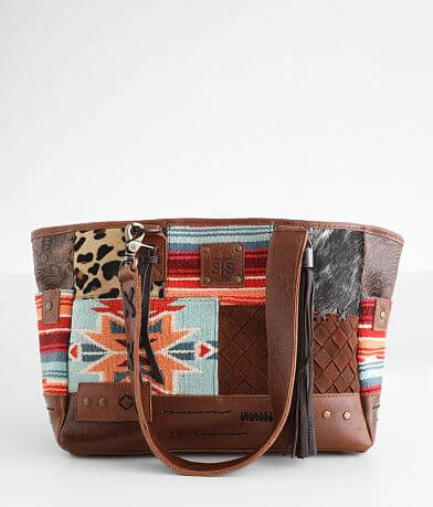 STS Remnants Leather Tote