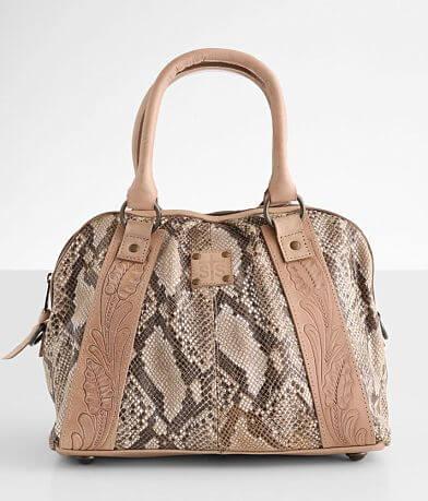STS Stella Sansa Satchel Leather Purse
