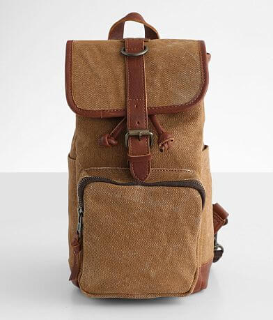 STS High Plains Leather Backpack
