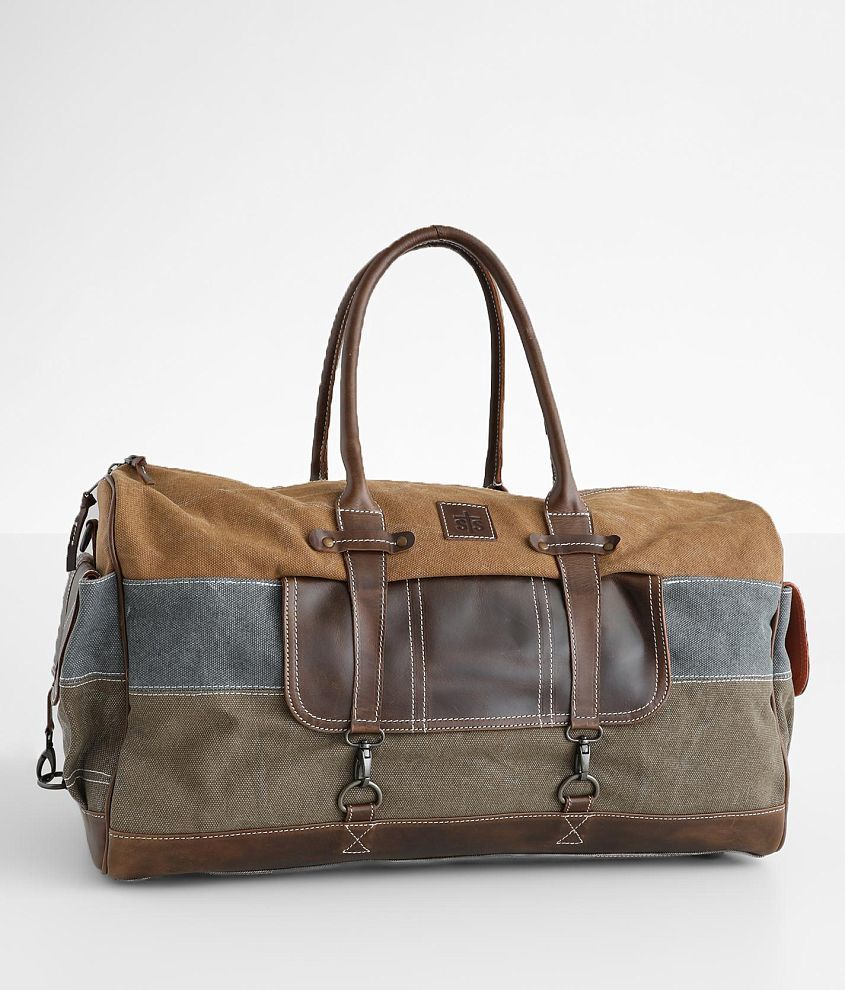 STS All Around Leather Duffle Bag front view