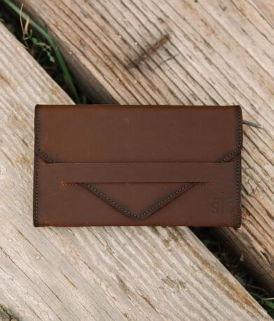 STS Silo Leather Wallet