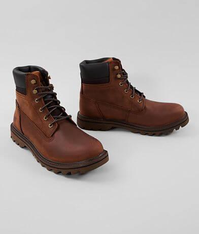 CATERPILLAR® Deplete Leather Boot