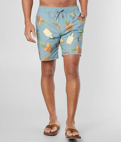 Valor Aloha Vibes Hybrid Stretch Boardshort