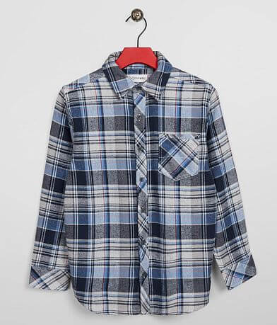 Boys - Departwest Flannel Shirt