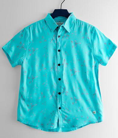 Boys - Departwest Triangle Shirt