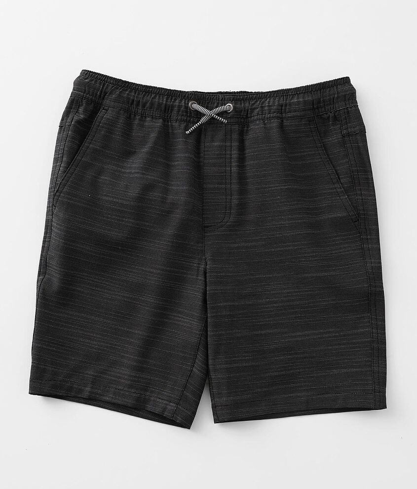 Boys - Departwest Marled Stretch Short front view