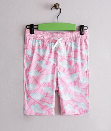 Boys - Departwest Seafood Platter Boardshort
