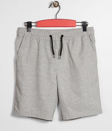 Boys - Departwest Flat Front Stretch Short