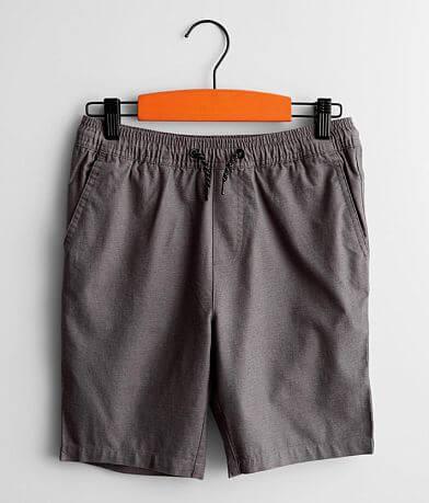Boys - Departwest Flat Front Stretch Short