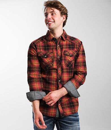 BKE Flannel Standard Shirt
