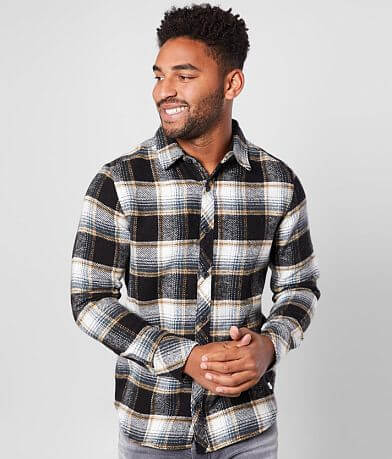 Departwest Hashtag Flannel Shirt