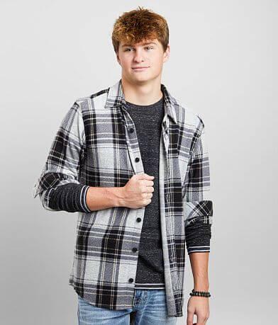 Departwest Fleece Stretch Shirt