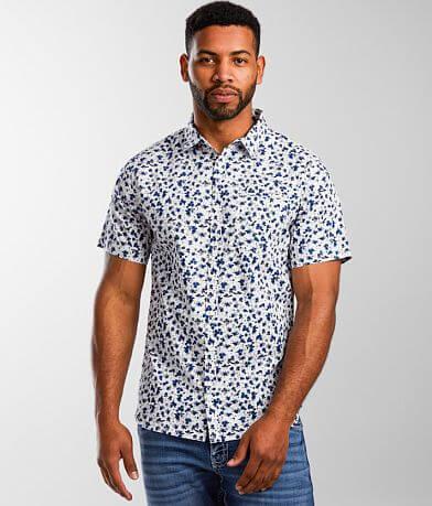 Departwest Woven Floral Shirt