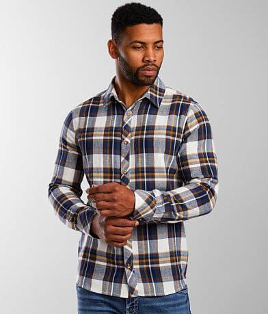 Departwest Flannel Plaid Shirt