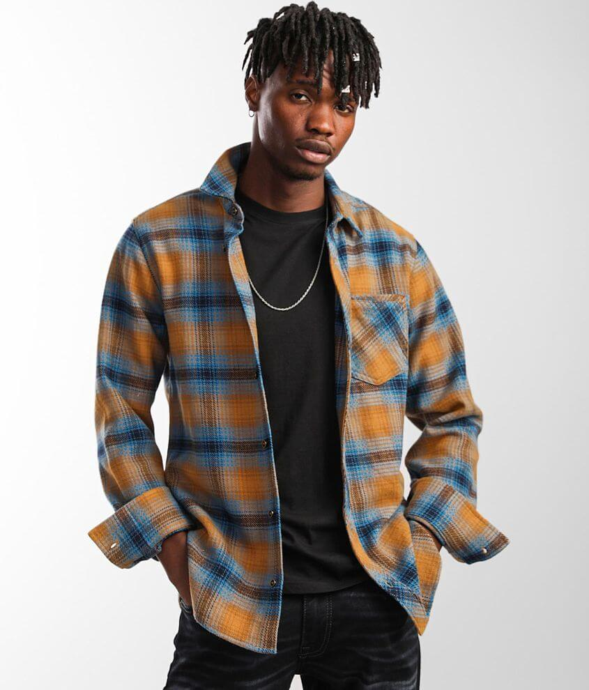 Departwest Flannel Shirt front view