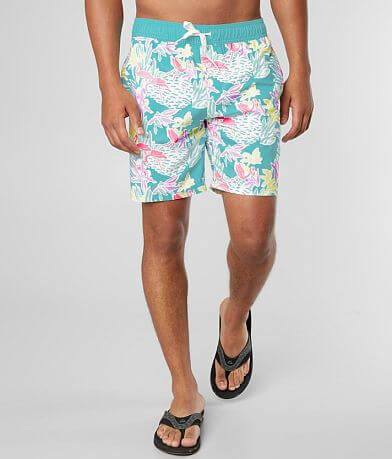 Departwest Mingo Mash Stretch Boardshort