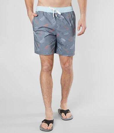 Departwest Grillmaster Stretch Boardshort
