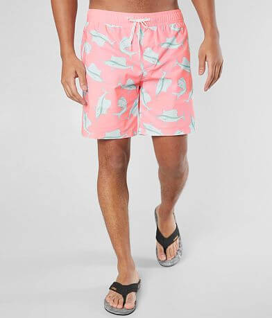 Departwest Fishscale Stretch Boardshort