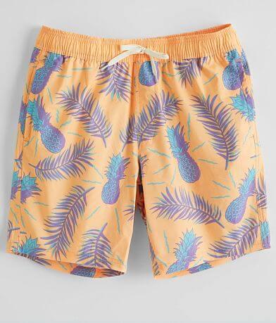 Departwest Pineapple Pop Stretch Boardshort