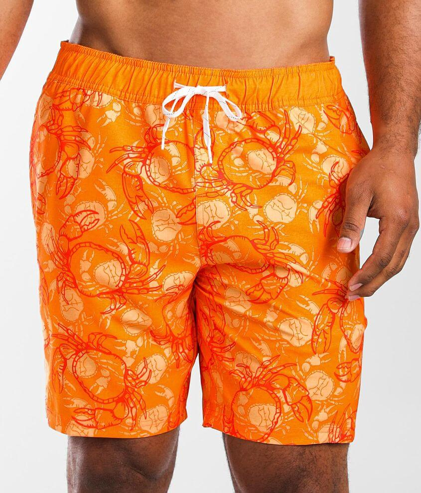 Departwest Crabby Stretch Boardshort front view