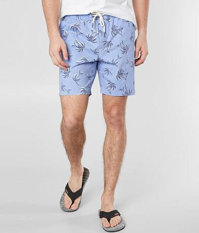 Departwest Palm Stretch Short