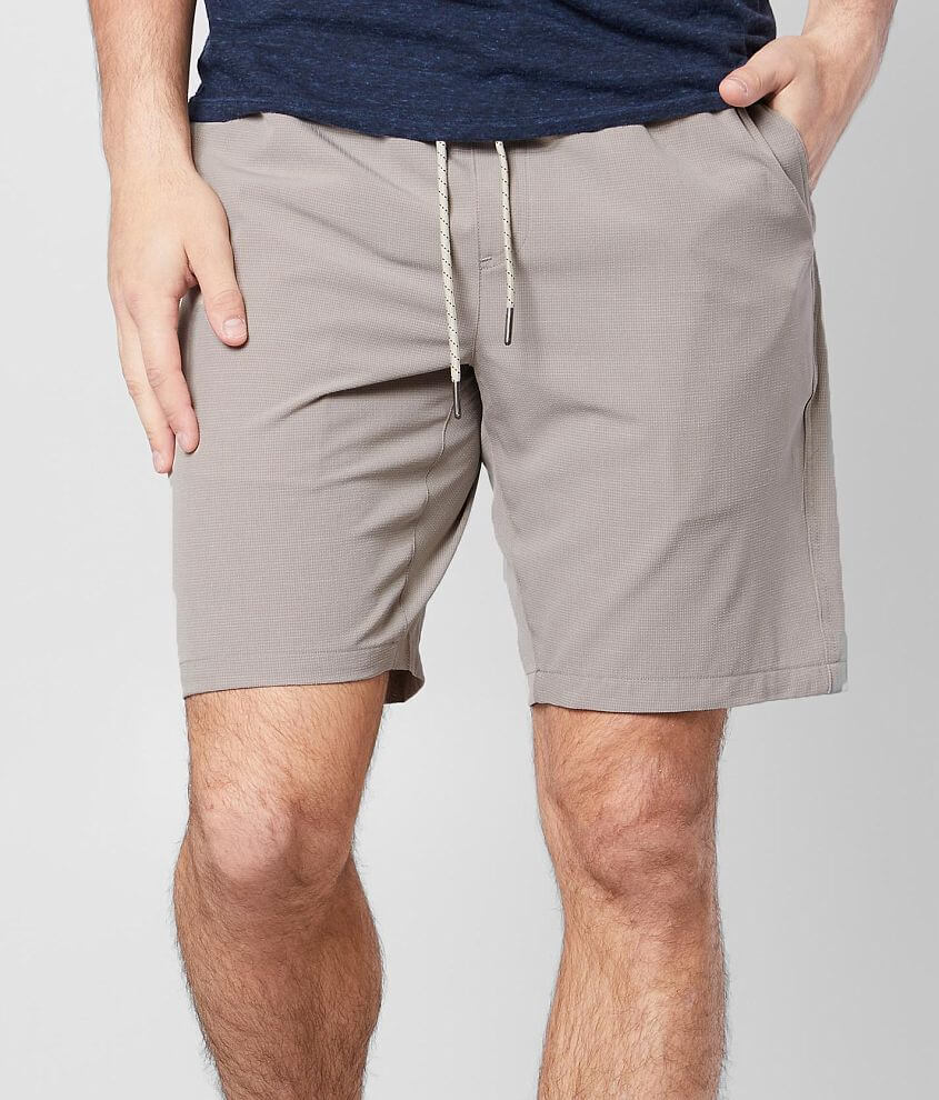 Departwest Micro Ripstop Stretch Short front view
