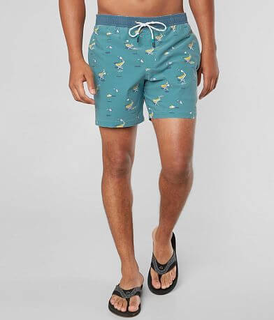 party pants Tan Bananas Stretch Boardshort