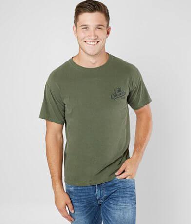 Tail Chasers Mallard Splatter T-Shirt