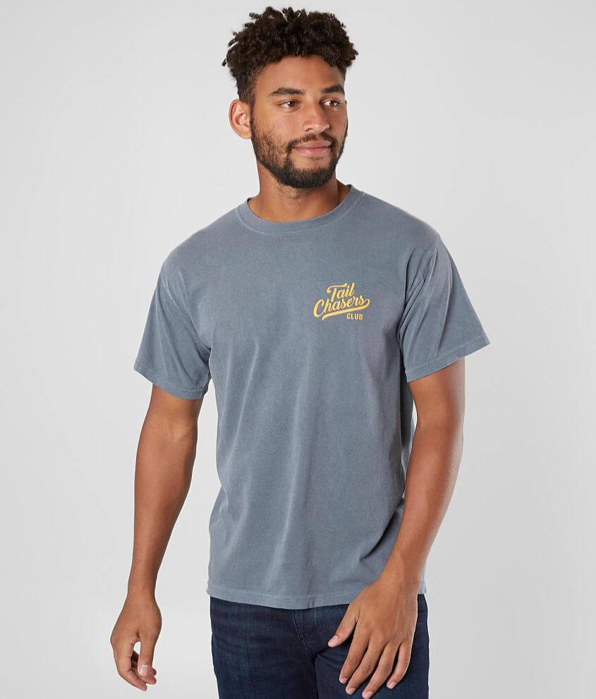 Tail Chasers Tag Drag & Bag T-Shirt