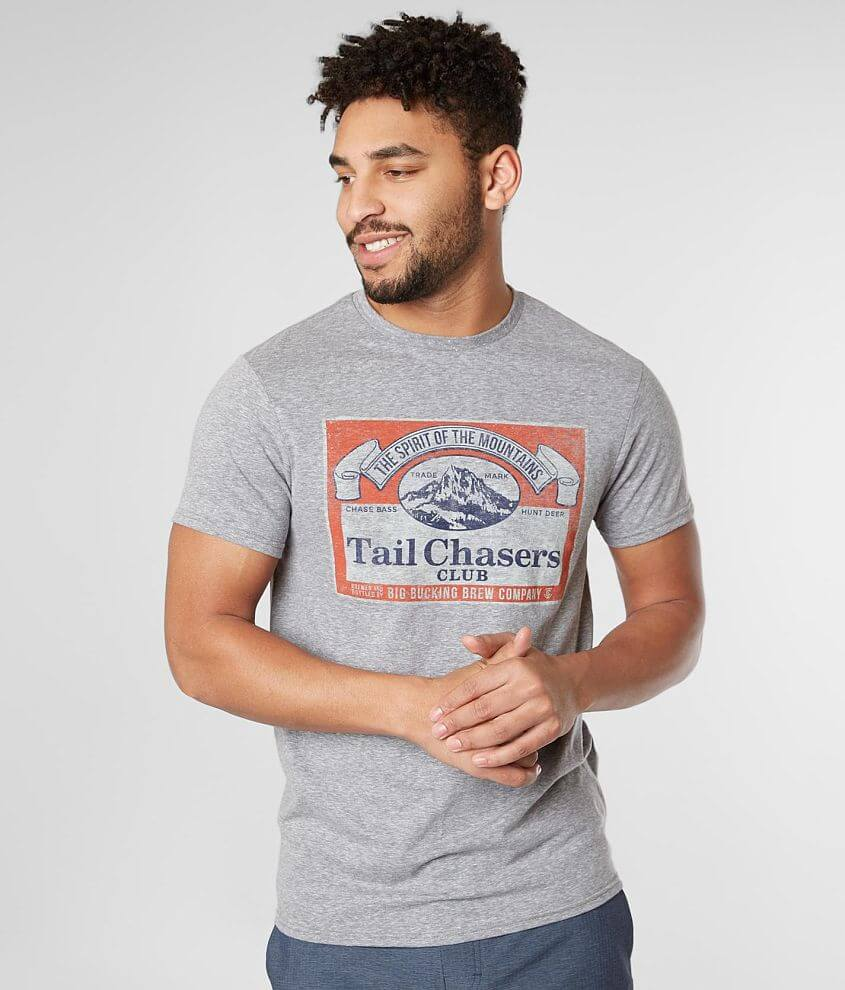 Tail Chasers Bucking Brew T-Shirt