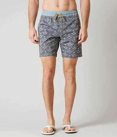 Valor Nautical Hybrid Stretch Boardshort