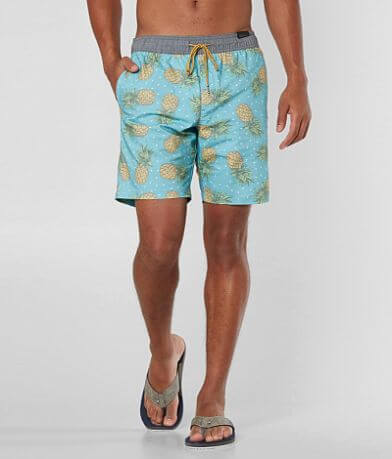 Valor Pineapple Stretch Boardshort
