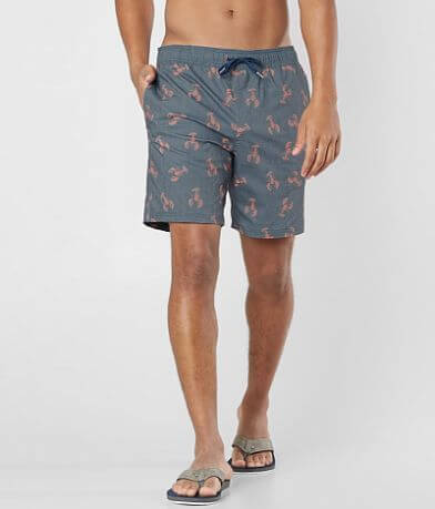 Valor Mini Claw Lobster Stretch Boardshort