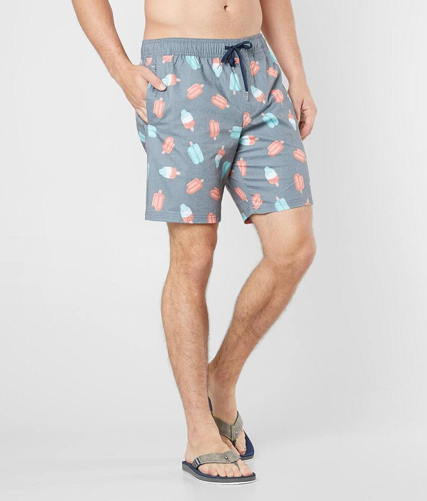 Valor Twin Pop Stretch Boardshort front view
