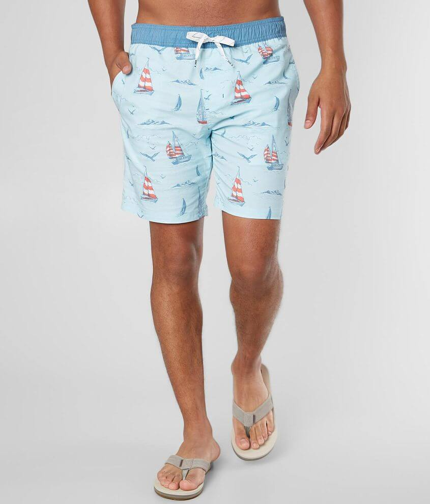 Valor Manchester Stretch Boardshort front view