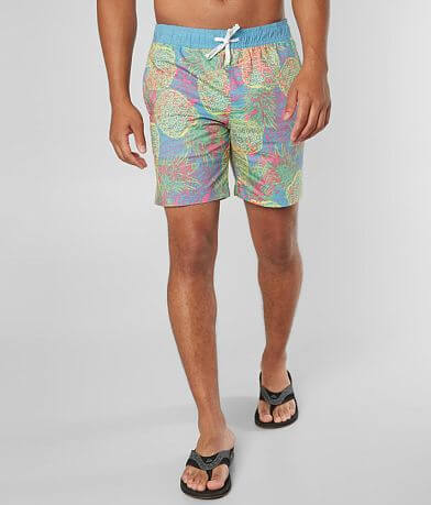 Valor Pine Slapple Stretch Boardshort